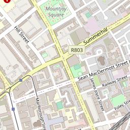 Carte Des Webcams Dublin Siptu