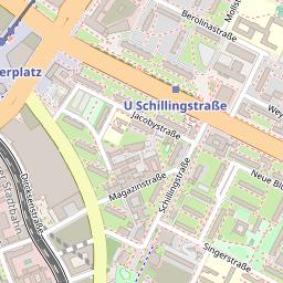 Webcam Map Of Berlin Alexanderplatz