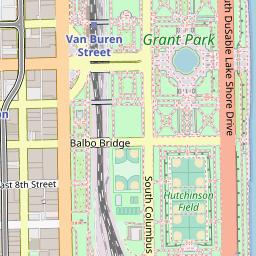 Webcam Map Of Chicago Buckingham Fountain Navy Pier